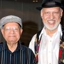 With his father Mr. Ram Prakash Kapoor